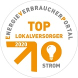 Label Top Lokalversorger